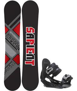 Sapient Future Snowboard w/ Avalanche Summit Bindings