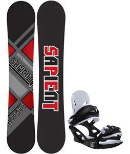Sapient Future Snowboard w/ M3 Helix 3 Bindings