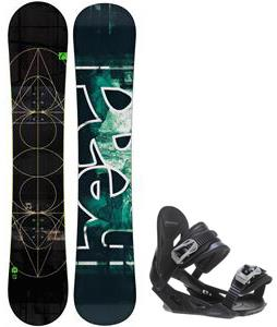 Head True Snowboard w/ Avalanche Summit Bindings