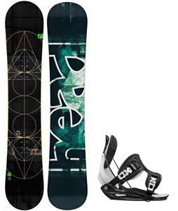 Head True Snowboard w/ Flow Flite Bindings