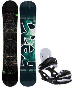 Head True Snowboard w/ M3 Helix 3 Bindings