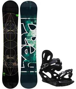 Head True Snowboard w/ M3 Pivot 4 Bindings