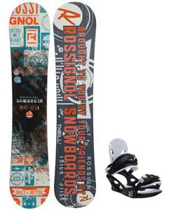 Rossignol Trickstick CYT Amptek Snowboard w/ M3 Helix 3 Bindings