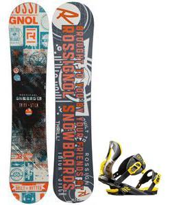 Rossignol Trickstick CYT Amptek Snowboard w/  Cobra Bindings