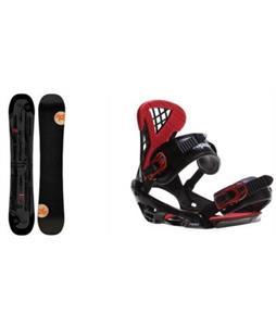 Rossignol EXP Magtek Snowboard w/ Sapient Wisdom Bindings
