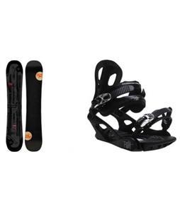 Rossignol EXP Magtek Snowboard w/ M3 Pivot 4 Bindings