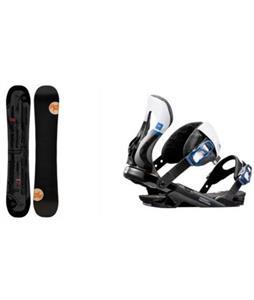 Rossignol EXP Magtek Snowboard w/  Cobra Bindings