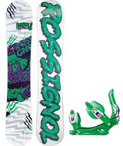 Rossignol District Amptek Wide Snowboard w/  Battle Bindings