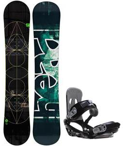 Head True Snowboard w/ Sapient Stash Bindings