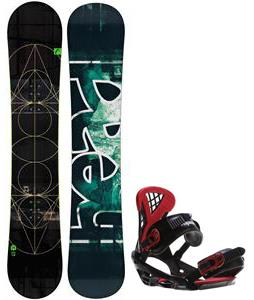 Head True Snowboard w/ Sapient Wisdom Bindings