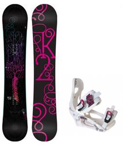 K2 Bright Lite Snowboard w/ LTD LT250 Bindings