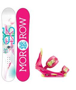 Morrow Sky Snowboard w/ Burton Citizen Bindings