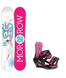 Morrow Sky Snowboard w/ Sky Bindings