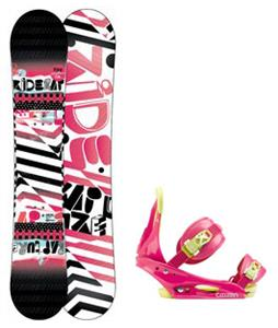 Ride Rapture Snowboard w/ Burton Citizen Bindings