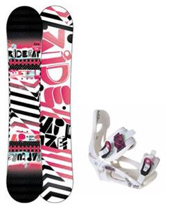 Ride Rapture Snowboard w/ LTD LT250 Bindings