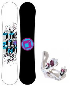 Sapient Destiny Snowboard w/ LTD LT250 Bindings