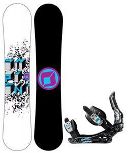 Sapient Destiny Snowboard w/ Rossignol Gala Bindings