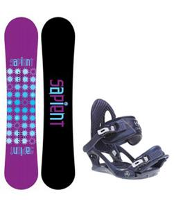 Sapient Mystic Snowboard w/ K2 Charm Bindings