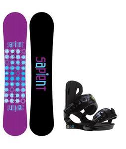 Sapient Mystic Snowboard w/ Roxy Classic Bindings