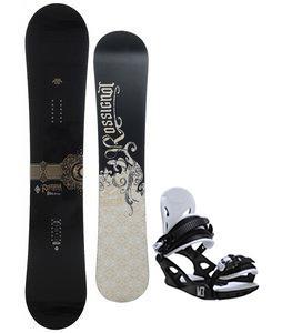Rossignol Sultan Snowboard w/ M3 Helix 3 Bindings