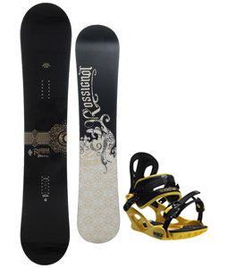 Rossignol Sultan Snowboard w/ M3 Pivot Rockstar Bindings