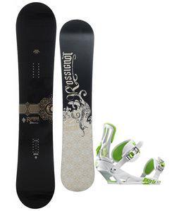 Rossignol Sultan Snowboard w/ Rossignol Battle Bindings