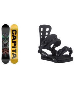 Sapient Rival Snowboard w/ Technine JV Bindings
