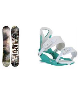 Capita Paraise Snowboard w/ Rosa Bindings