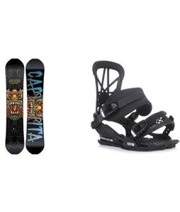 Capita Children of the Gnar Snowboard w/ Flite Pro Bindings
