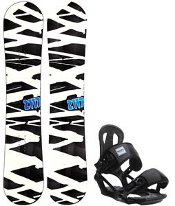 2117 Hintertux Snowboard w/ Head NX One Bindings