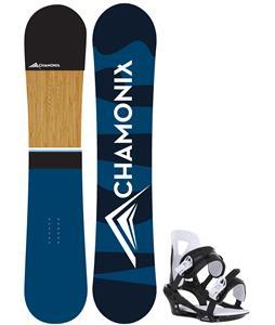 Chamonix Haute Snowboard w/ Chamonix Savoy Bindings