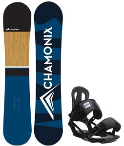 Chamonix Haute Snowboard w/ Head NX One Bindings