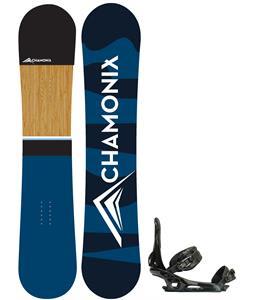 Chamonix Haute Snowboard w/ Rome United Bindings
