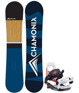 Chamonix Haute Snowboard w/ Sapient Wisdom Bindings