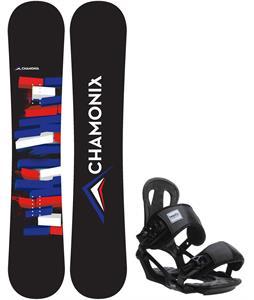 Chamonix Servoz Snowboard w/ Head NX One Bindings