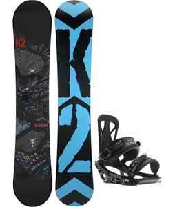 K2 Illusion Snowboard w/ Rome United Bindings