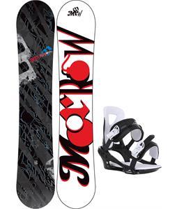Morrow Fury Snowboard w/ Chamonix Savoy Bindings