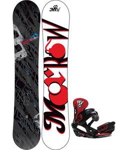 Morrow Fury Snowboard w/ Sapient Wisdom Bindings