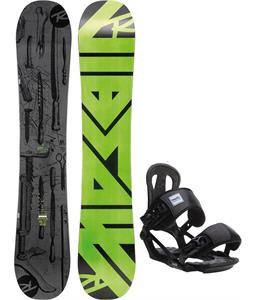 Rossignol Jibsaw Magtek Wide Snowboard