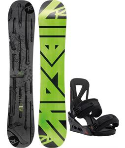 Rossignol Jibsaw Magtek Snowboard