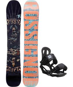 Rossignol Krypto Magtek Snowboard w/ Head NX One Bindings