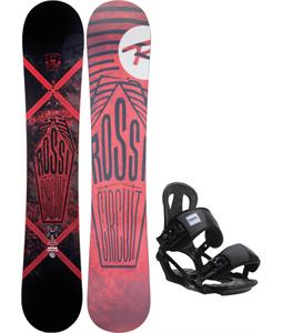 Rossignol Circuit Amptek Snowboard w/ Head NX One Bindings