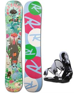 Rossignol Retox Amptek Snowboard w/ Flow Five Bindings