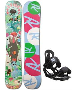 Rossignol Retox Amptek Snowboard w/ Head NX One Bindings