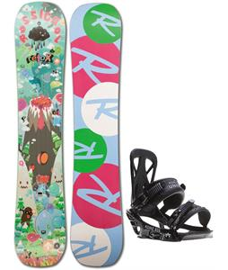 Rossignol Retox Amptek Snowboard w/ Rome United Bindings