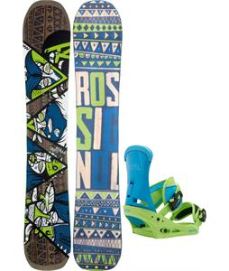 Rossignol Krypto Magtek Snowboard   w/ Burton Infidel Bindings