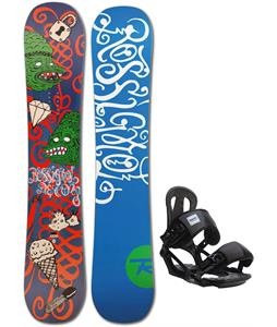 Rossignol Decoy Amptek Snowboard