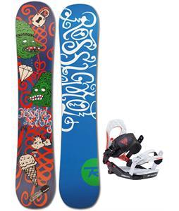 Rossignol Decoy Amptek Snowboard   w/ Rossignol Cobra V2 Bindings 2017