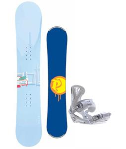 Palmer Touch Snowboard w/ Sapient Zeta Bindings