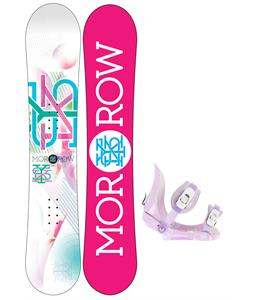 Morrow Sky Snowboard w/ Morrow Slider Bindings